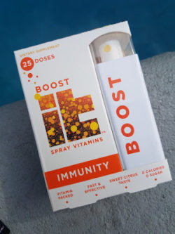itSpray package of BOOSTit