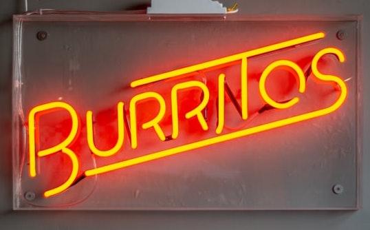 low carb burritos