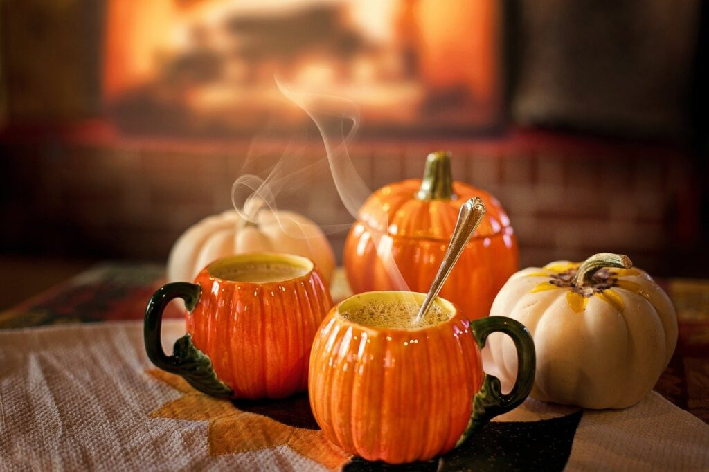 slim down your pumpkin spice drinks