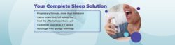 Your More Complete Sleep Solution * Calm your mind, Fall asleep fast. Asleep in 10 minutes or less. No more groggy mornings.