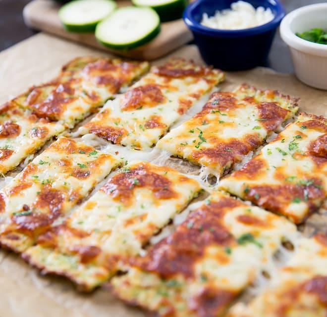 breadless breadsticks from kirbie's cravings